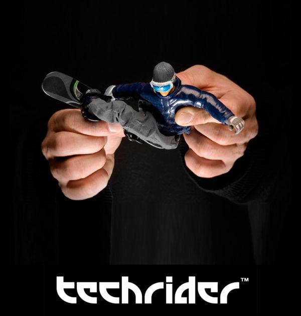Playground In Paradise, Techrider